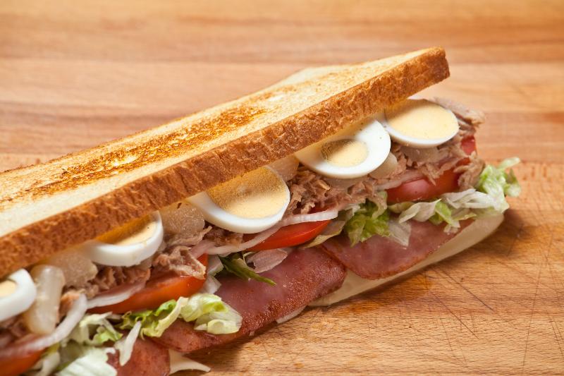 SANDWICHES - 5,40€
